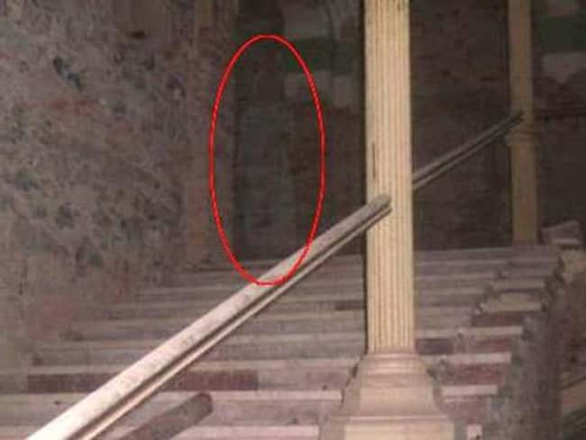 Hotel Ghost is listed (or ranked) 6 on the list The 26 Creepiest Real Pictures of Ghosts