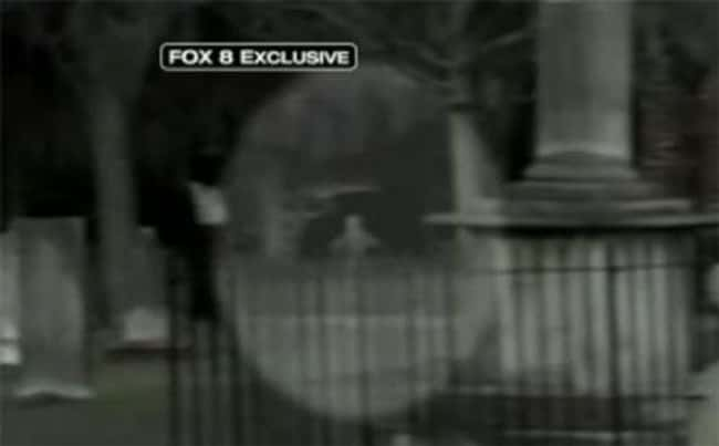 Running Ghost is listed (or ranked) 11 on the list The 26 Creepiest Real Pictures of Ghosts