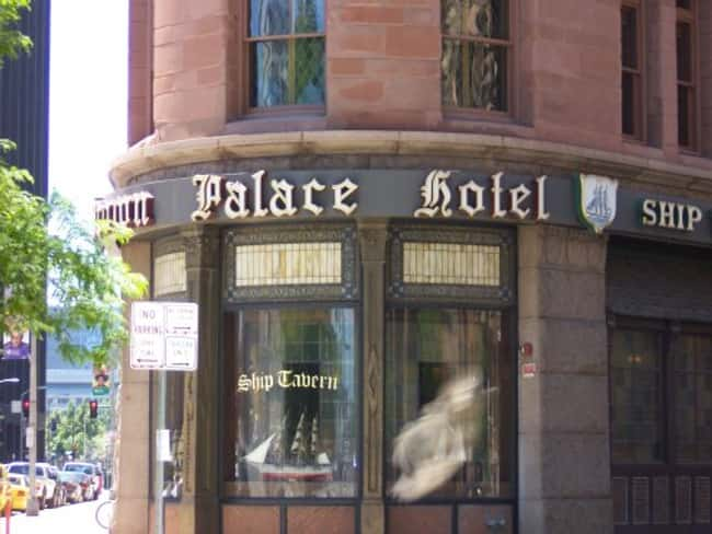 Brown Palace is listed (or ranked) 25 on the list The 26 Creepiest Real Pictures of Ghosts