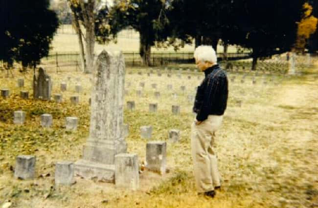 Fallen Soldier is listed (or ranked) 20 on the list The 26 Creepiest Real Pictures of Ghosts