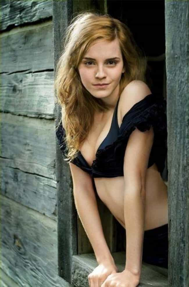 Emma Watson Can't Believe YOU ... is listed (or ranked) 1 on the list The 27 Hottest Emma Watson Pictures Ever Taken