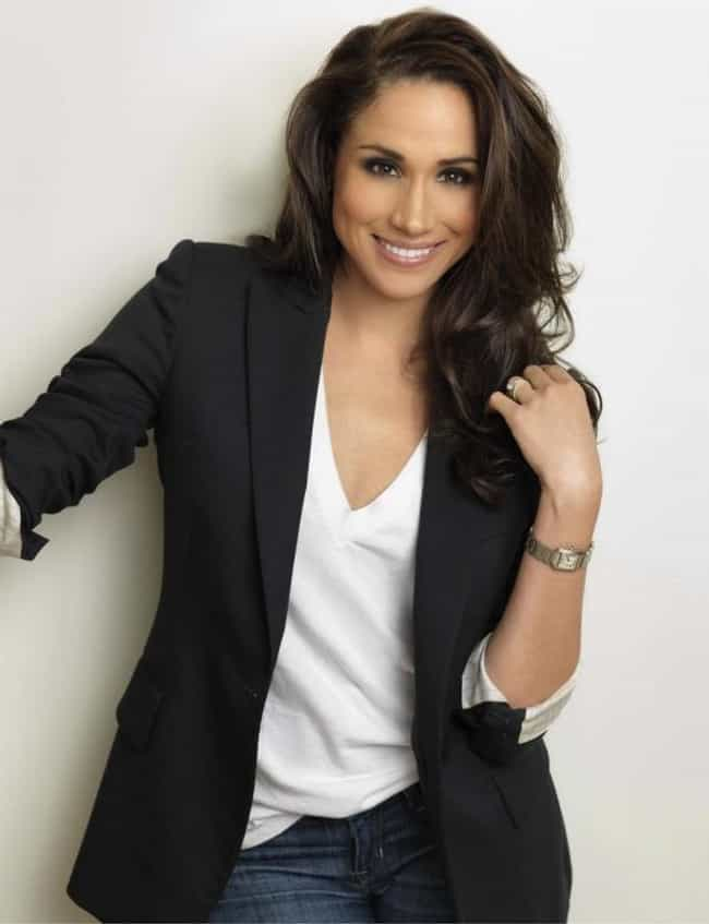 Meghan Markle Going Business C... is listed (or ranked) 2 on the list The Most Stunning Meghan Markle Photos