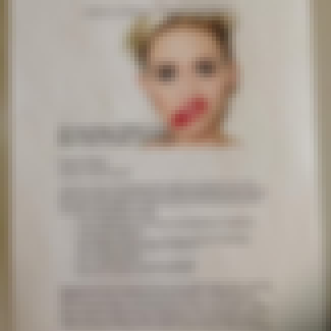The Sociology of Miley Cyrus: ... is listed (or ranked) 1 on the list The Dumbest (Real) College Courses