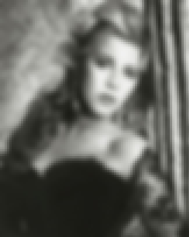 Leaning against some fabric is listed (or ranked) 4 on the list The Hottest Stevie Nicks Pics