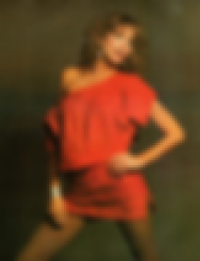 Carly Simon in Red Off Shoulde... is listed (or ranked) 3 on the list The Hottest Carly Simon Photos