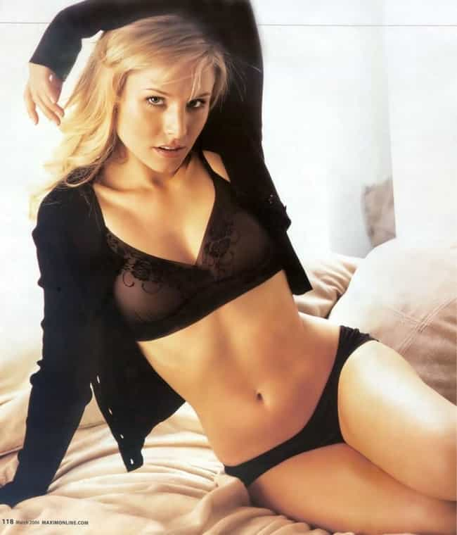 Kristen Bell Tries the Ol' Cir... is listed (or ranked) 3 on the list The 35 Hottest Kristen Bell Pics of All Time