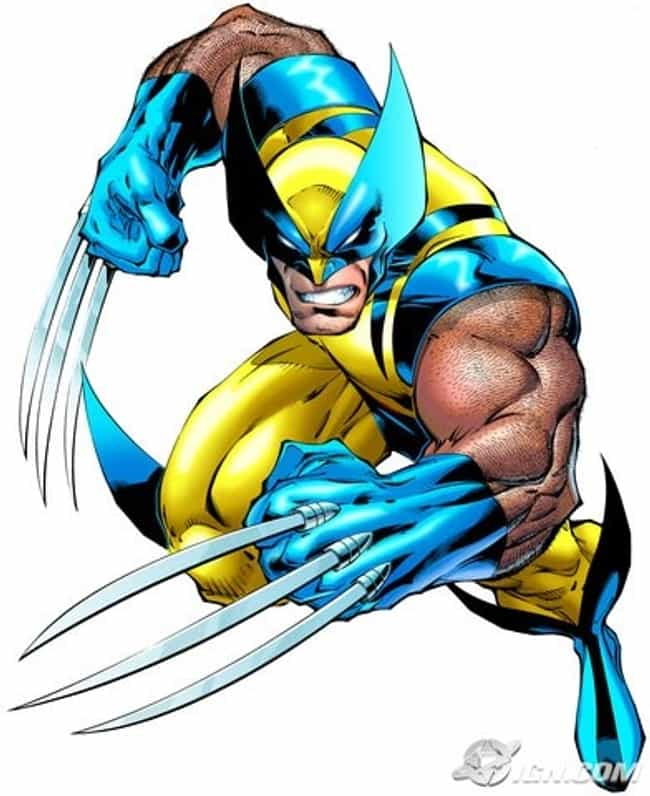 Image result for wolverine x men comic