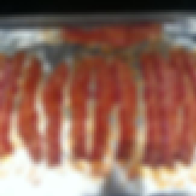 Oven-Cooked Bacon is listed (or ranked) 1 on the list The Best Ways to Cook Bacon