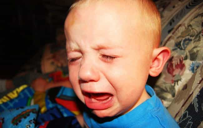 """Being Called a """"Cry Baby&#... is listed (or ranked) 4 on the list Things That Only the Youngest Child Will Understand"""