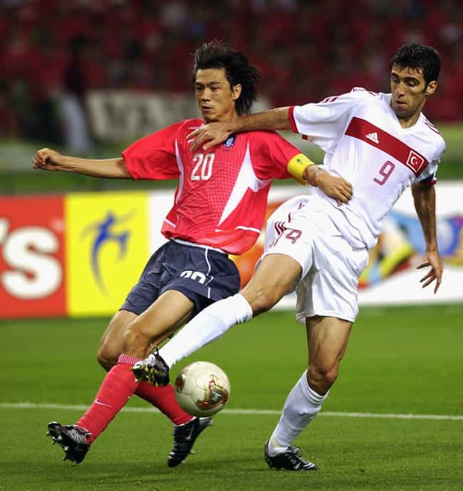 Turkey - South Korea V T... is listed (or ranked) 1 on the list The 13 Fastest Goals Scored In World Cup History