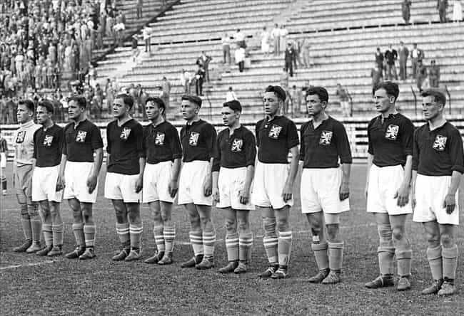 Czechoslovakia - Mexico ... is listed (or ranked) 2 on the list The 13 Fastest Goals Scored In World Cup History