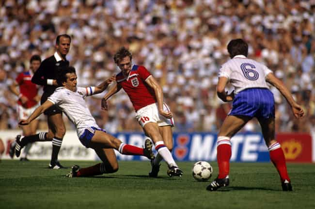 England - England V Fran... is listed (or ranked) 4 on the list The 13 Fastest Goals Scored In World Cup History