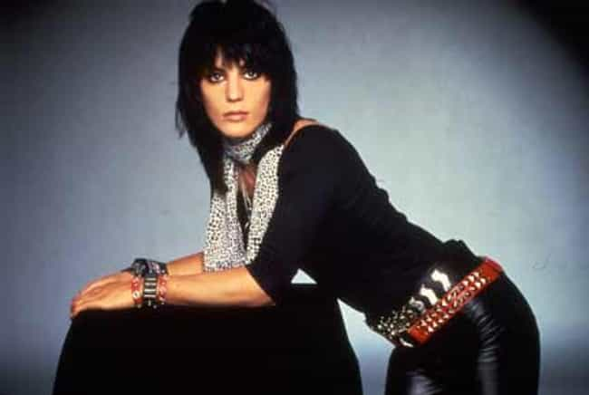 Joan Jett in Leather Pants is listed (or ranked) 1 on the list The Hottest Joan Jett Pictures