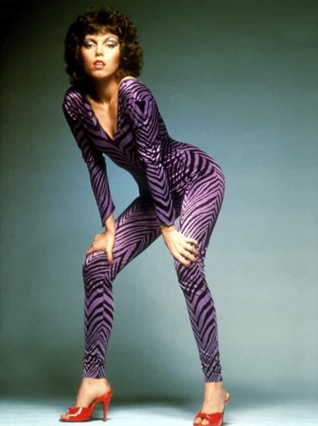 Crouched over with her hands o... is listed (or ranked) 1 on the list The Hottest Pat Benatar Pics