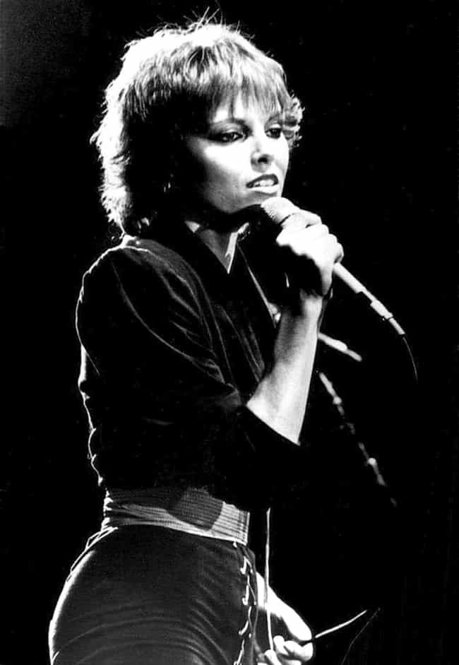 Performing is listed (or ranked) 3 on the list The Hottest Pat Benatar Pics