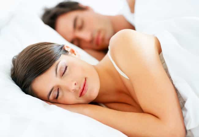 Get Enough Sleep is listed (or ranked) 4 on the list Quick Weight Loss Tips