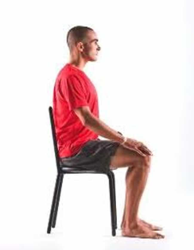 Stop Slouching and Sit up Stra... is listed (or ranked) 2 on the list Fitness Tips That'll Up Your Workout Game