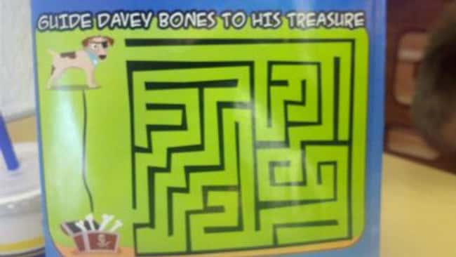 Guide Davey Bones! is listed (or ranked) 5 on the list 53 Hilarious Test Answers From Kids