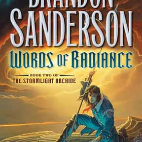 The Stormlight Archives is listed (or ranked) 4 on the list The Best Fantasy Book Series