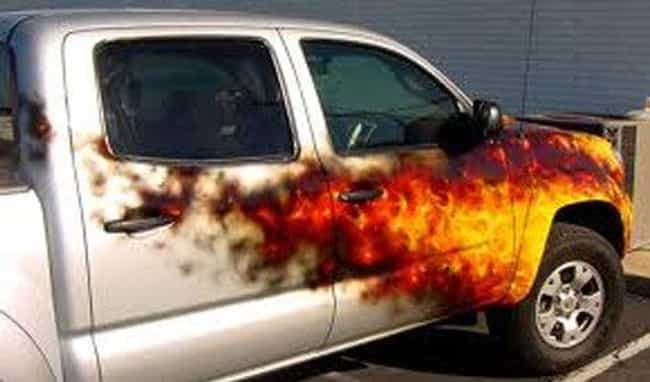 Halt and Catch Fire is listed (or ranked) 2 on the list 27 Of The Worst Custom Car Paint Fails Ever
