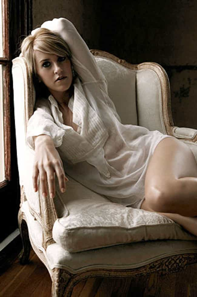 Rainy day in a classy chair is listed (or ranked) 4 on the list The Hottest Liz Phair Photos