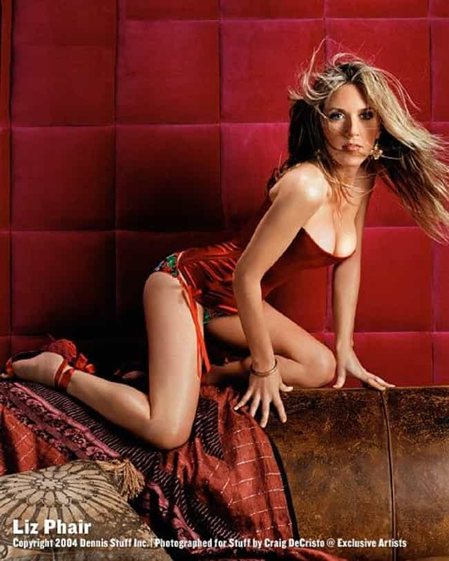 Red town is listed (or ranked) 3 on the list The Hottest Liz Phair Photos