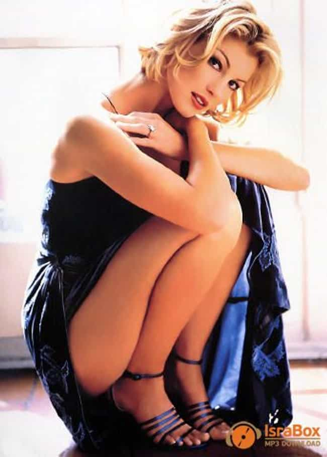 Taking a break. is listed (or ranked) 2 on the list The Hottest Faith Hill Photos