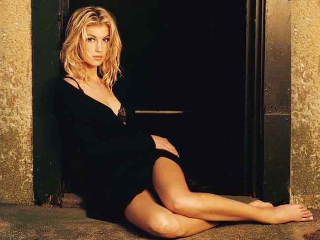 Relaxing after a long day of b... is listed (or ranked) 1 on the list The Hottest Faith Hill Photos