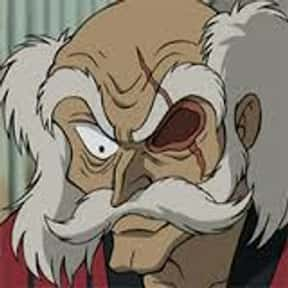 Juzo Kabuto is listed (or ranked) 11 on the list List of Mazinger Z Characters