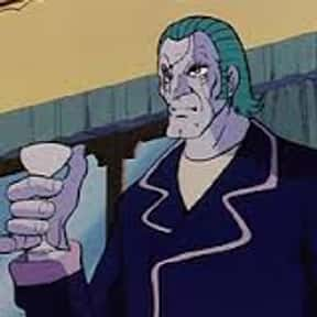 Dr. Heinrich is listed (or ranked) 21 on the list List of Mazinger Z Characters