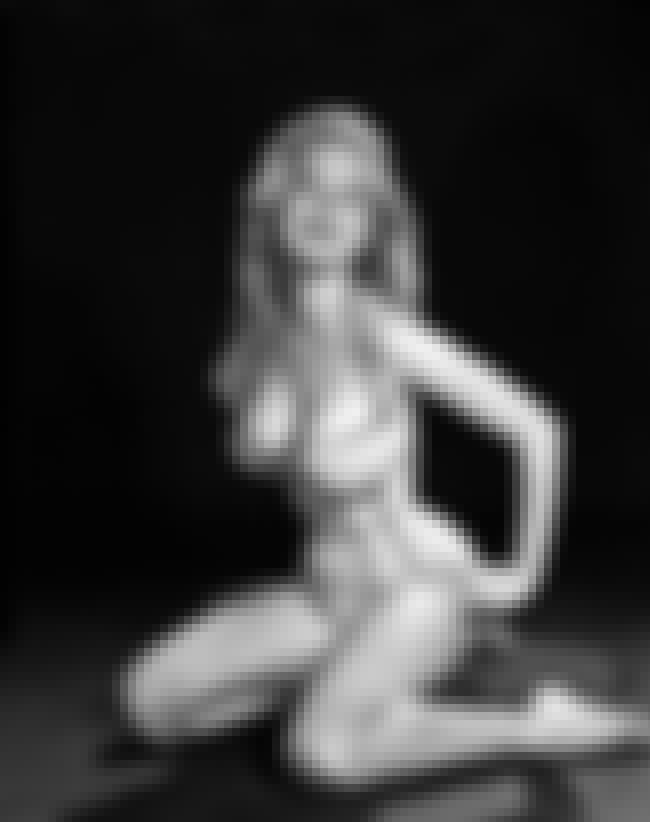 In a super dark room is listed (or ranked) 1 on the list The Hottest Betty Brosmer Photos
