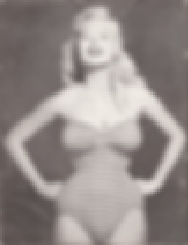 STRIPES! is listed (or ranked) 4 on the list The Hottest Betty Brosmer Photos