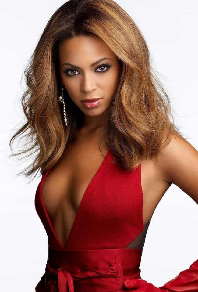 Don't Question Beyonce's Fight... is listed (or ranked) 2 on the list The 35 Hottest Beyonce Pictures Ever Taken