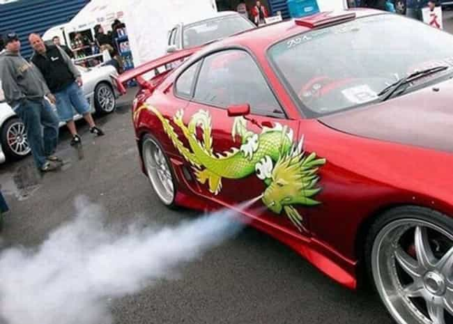 The Dragon Car Is Legit is listed (or ranked) 3 on the list 20 Insane Car Modification FAILs