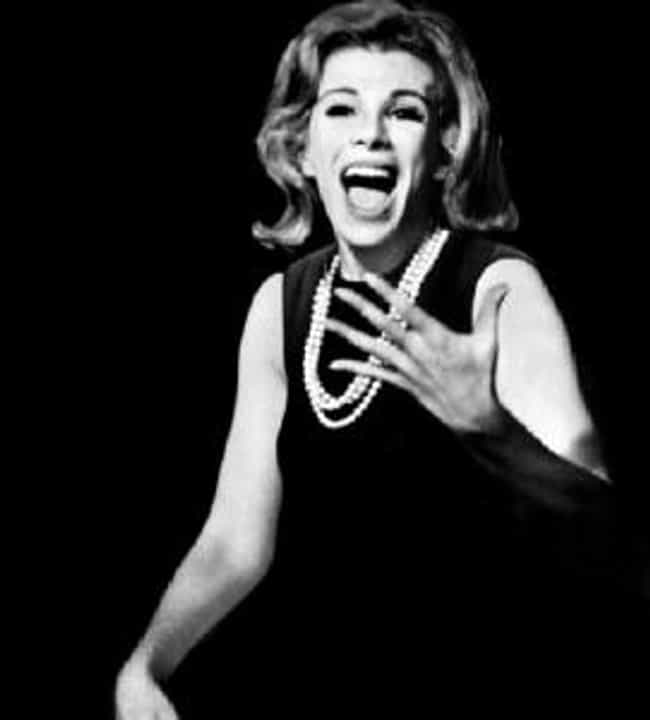 Having a great time in some ne... is listed (or ranked) 4 on the list 17 Pictures Of A Young Joan Rivers