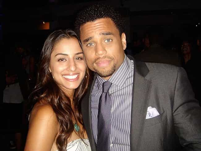 Michael Ealy and Khatira Rafiq... is listed (or ranked) 4 on the list The Best Looking Celebrity Interracial Couples