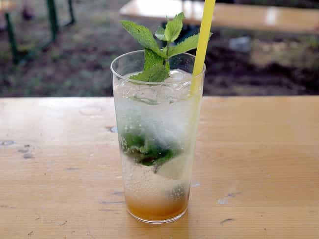 Cuba: Mojito is listed (or ranked) 4 on the list Cocktails from Around the World