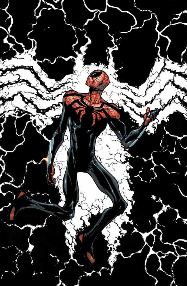 Superior Spider-Man is listed (or ranked) 4 on the list The Greatest Spider-Man Costumes of All Time