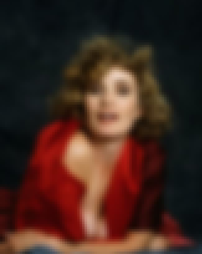 Posing in a silky red top is listed (or ranked) 4 on the list The 21 Hottest Pictures Of A Young Jessica Lange