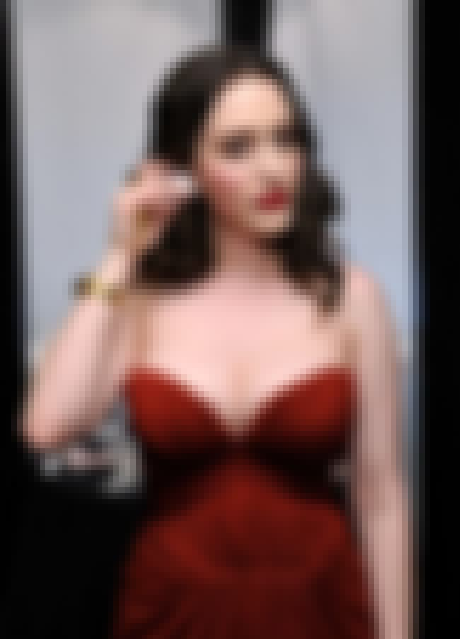 Kat Dennings May or May Not Be... is listed (or ranked) 4 on the list The 28 Hottest Pics of Kat Dennings