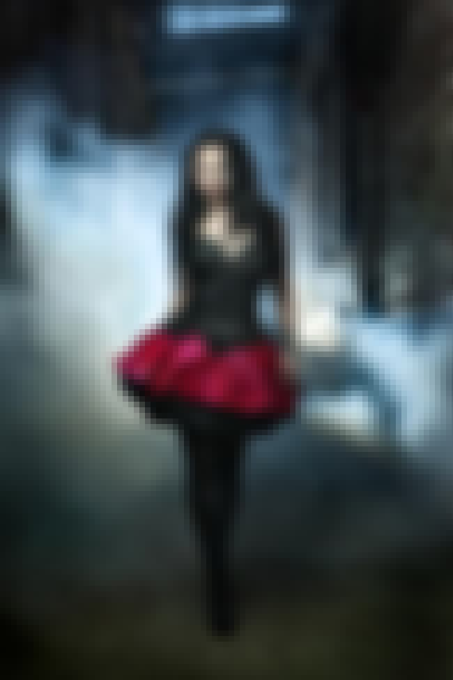 Amy Lee in a Short Sweetheart ... is listed (or ranked) 4 on the list Hottest Amy Lee Photos