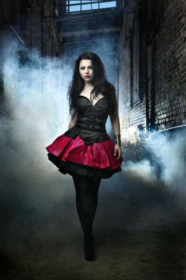 Hottest Amy Lee Photos
