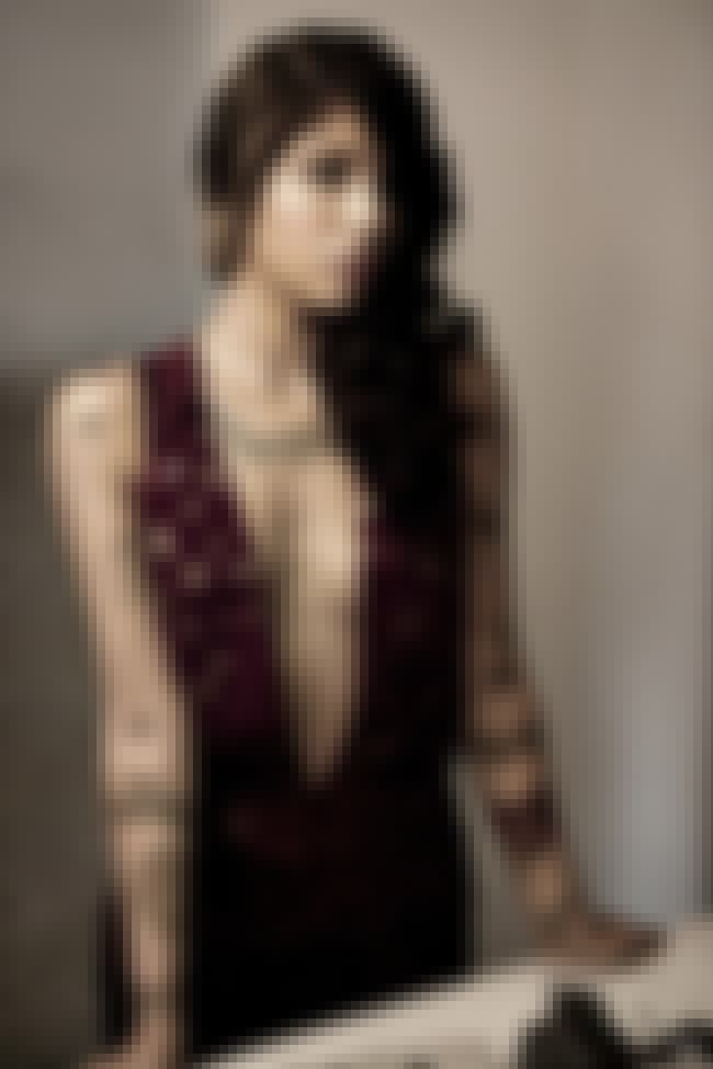 Christina Perri in a Plunge Pr... is listed (or ranked) 2 on the list Hottest Christina Perri Photos