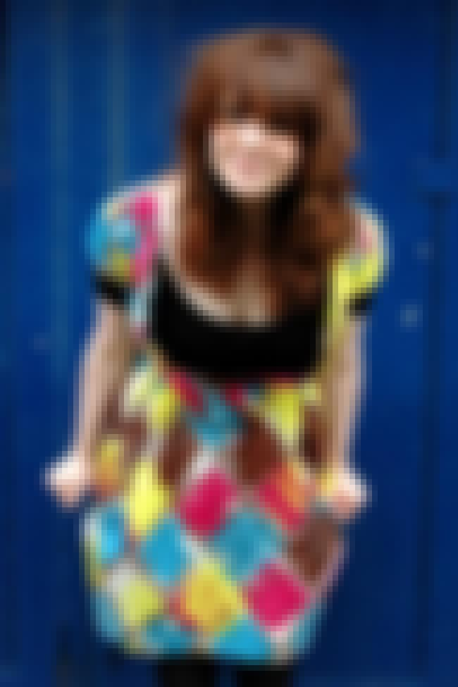 Kate Nash in a Multi Colored D... is listed (or ranked) 4 on the list Hottest Kate Nash Photos
