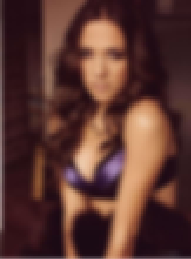 Jana Kramer in a Shiny Purple ... is listed (or ranked) 4 on the list Hottest Jana Kramer Photos