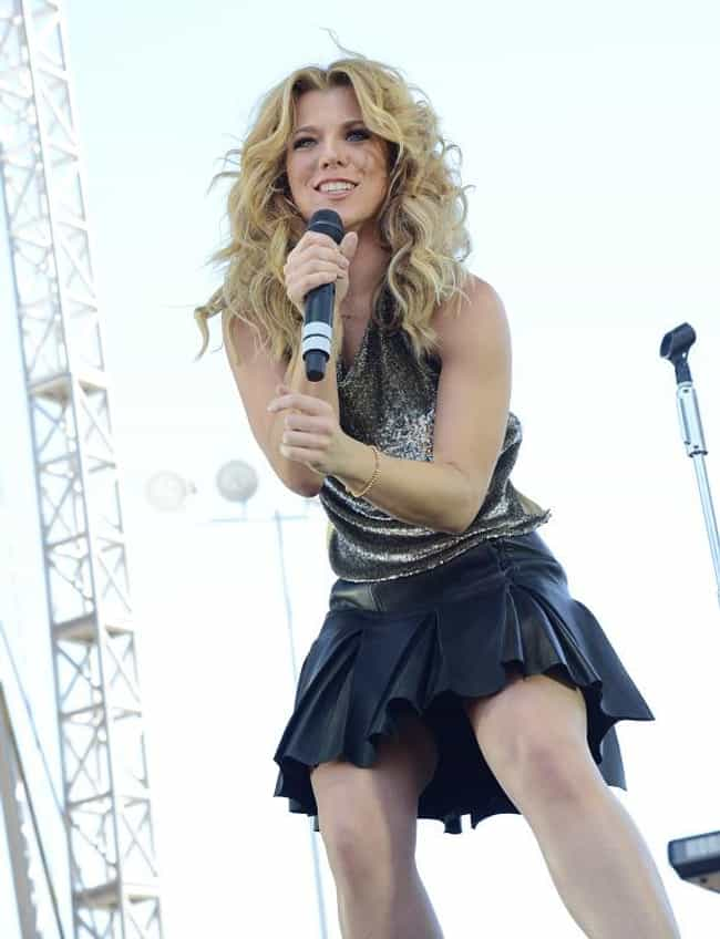Kimberly Perry in a Ruffle Ski... is listed (or ranked) 2 on the list The Most Stunning Kimberly Perry Photos