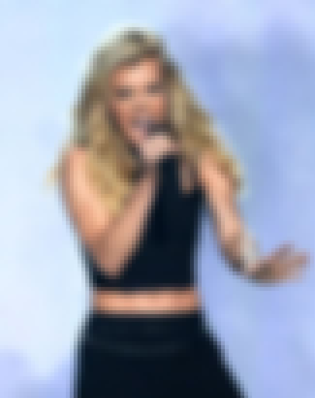 Kimberly Perry in a Crop Sleev... is listed (or ranked) 3 on the list Hottest Kimberly Perry Photos