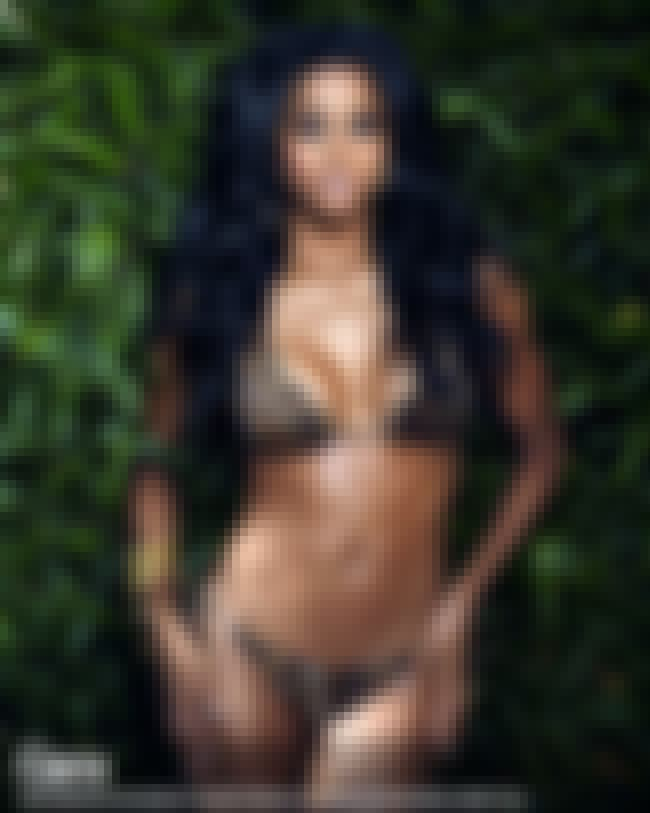 Ciara in Animal Print Bikini is listed (or ranked) 4 on the list Hottest Ciara Photos