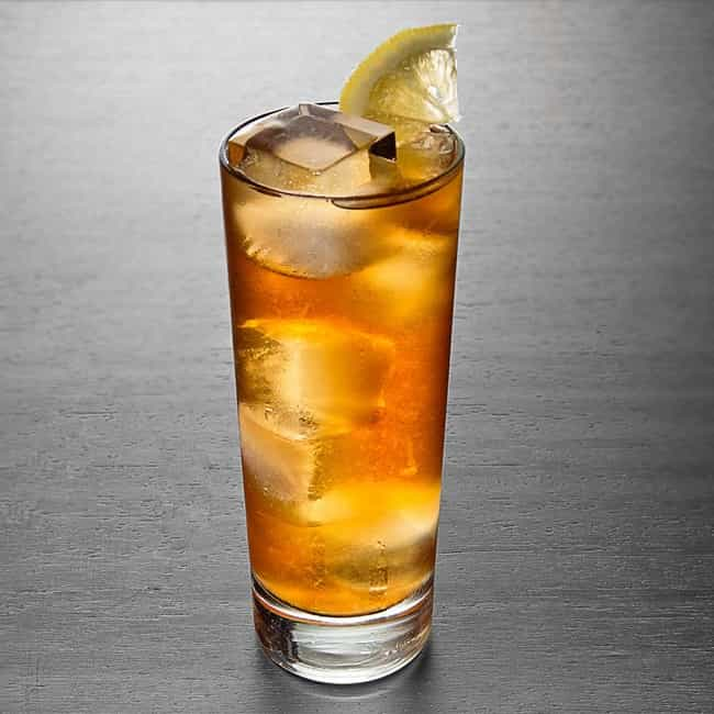 USA: Long Island Iced Tea is listed (or ranked) 1 on the list Cocktails from Around the World