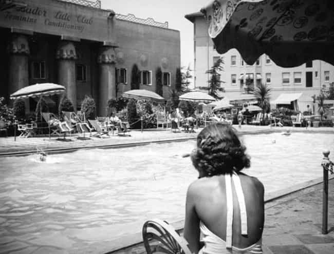 Ambassador Hotel Pool on Wilsh... is listed (or ranked) 4 on the list 40 Mind-Blowing Photos of Historic Los Angeles